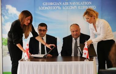Insured Georgian Airspace