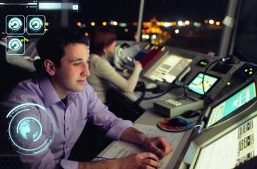 Sakaeronavigatsia - Europian Standard of Air Traffic Control