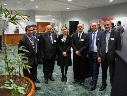 Georgia - 40th Member of EUROCONTROL